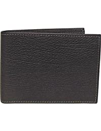 cb5e64d55 Boconi Hendrix RFID Flip ID Passcase (Oldwood Brown Leather with Khaki)