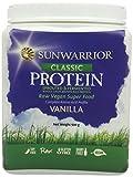 Sunwarrior 500 g Vanilla Classic Rice Protein