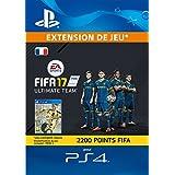 FIFA 17 Ultimate Team - 2200 Points FIFA [Code Jeu PSN PS4 - Compte français]