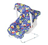 #3: NHR Baby Carry Cot 10 in 1 Blue