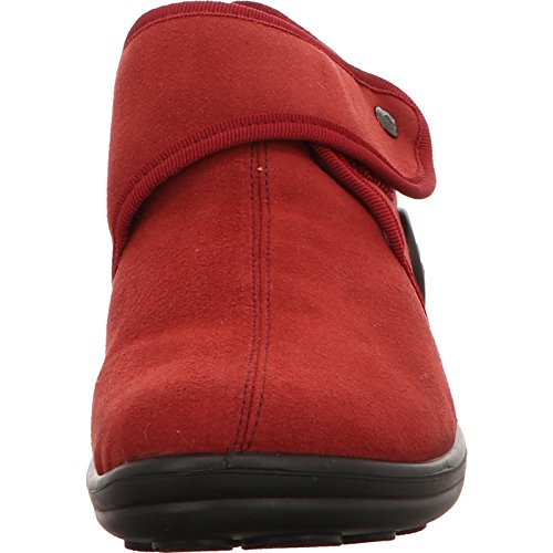 Romika 18508 78 100, Chaussons Femme Rouge