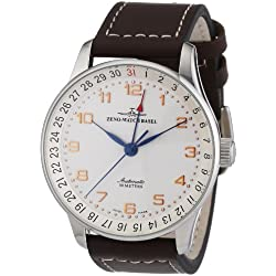 Zeno Watch Basel Herrenarmbanduhr Pilot XL p554Z-f2