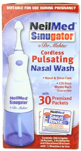 nasal and sinus wash sachets fess how to use