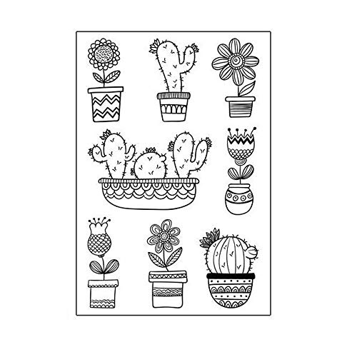 Sunwords Clear Stamps DIY Scrapbooking Werkzeug Dekorativen Craft 6#