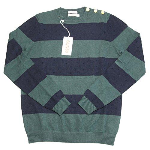 A0610 maglione cotone/cachemire SUN68 maglione donna sweater woman [S]