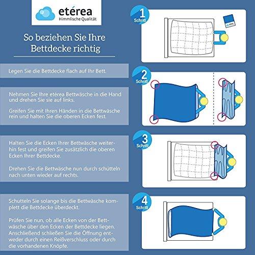 Günstig 2 Tlg Etérea Microfaser Bettwäsche Carola Streifen
