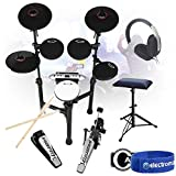 Best Electronic Drums - Carlsbro CSD130 Electronic Drum Kit 5 Piece MIDI Review