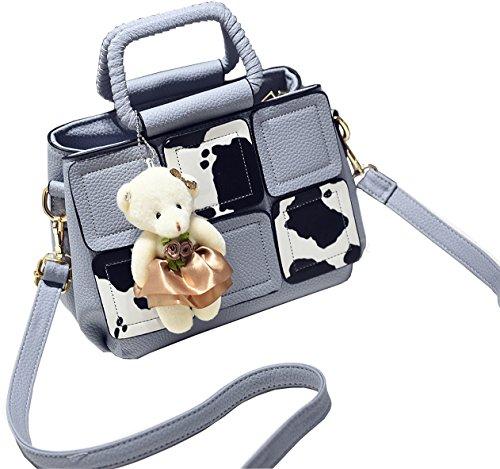I nuovi borsa di cuoio delle signore borsa tracolla borsa del progettista grandi donne borsa a tracolla Borse a mano, vendendo a buon mercato!(DFMP08) b