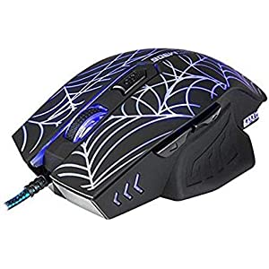 MARVO M306 Wired Optical Gaming Mouse  Black