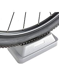 Rockbros Roue avant Plastique Riser Block pour l'intérieur Bike Turbo Trainer Vélo Bloc de support pour roue avant
