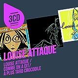 Louise Attaque / Comme On A Dit / A Plus Tard Crocodile (Coffret 3 CD)