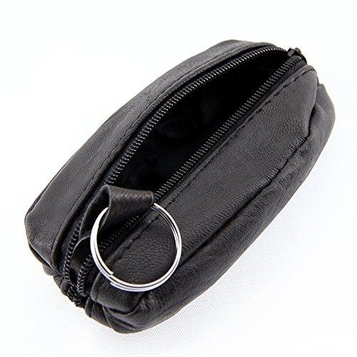 Porte-Monnaie Homme - Cuir véritable - Pour poches pantalon ou ves