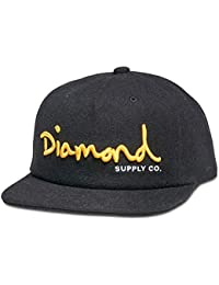a619df1616863 Amazon.co.uk  Diamond Supply Co - Baseball Caps   Hats   Caps  Clothing