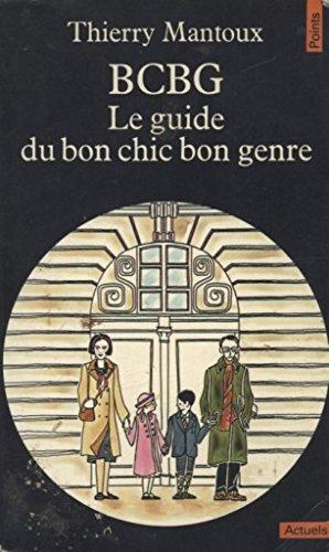 BCBG Le guide du bon chic bon genre
