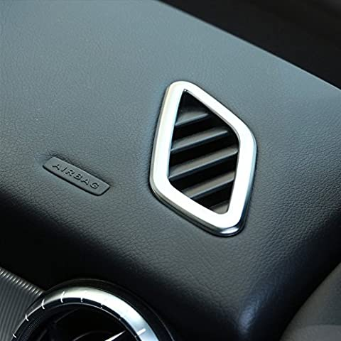 Inner Front Air Vent Outlet Cover Trim | pour Mercedes Benz GLA/CLA/A Class