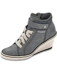 best sneakers 694d2 f1681 Suchergebnis auf Amazon.de für: Esprit keilabsatz stiefel ...
