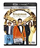 Kingsman - The Golden Circle (4K Ultra HD) [Blu-ray] -