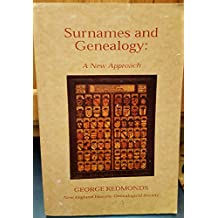 Surnames and Genealogy: A New Approach