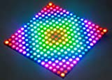 DIGI-DOT PANEL 16X16 HD MIT 256 X WS2812B-LEDS