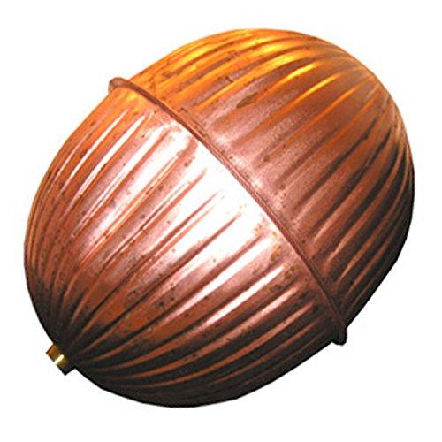 LASCO 04–3130e Typ A WC-TANK Float Ball, Messing/Kupfer