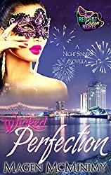 Wicked Perfection: A Red Hot Cajun Nights Story (A Night Sinners Novella Book 1) (English Edition)