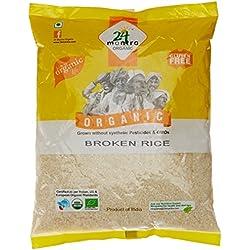 24 Mantra Organic Broken Rice, 1kg