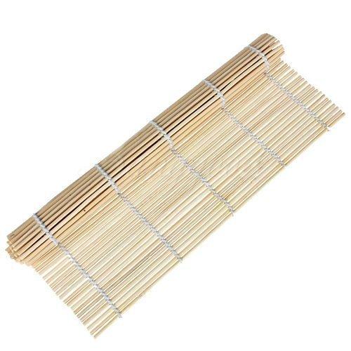 2er A Sushi japanischen Bambus–Maki Bambus Roll matt Teppich 24x 24cm