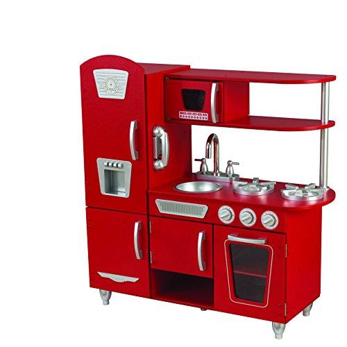 KidKraft 53173 Cocina de juguete con diseño Vintage de...