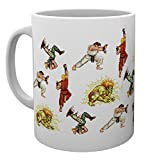 GB eye Street Fighter Sprites Mug, Ceramic, Various, 15 x 10 x 9 cm