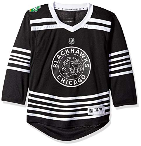 Outerstuff NHL by Jungen Winter-Trikot, Jungen, Winter Classic Replica Jersey, Multi, Youth Large/X-Large(14-18)
