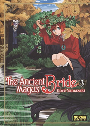 The Ancient Magus Bride 03 por Koré Yamazaki