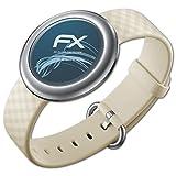 atFoliX Schutzfolie kompatibel mit Huawei Honor Band Z1 Folie, ultraklare FX Bildschirmschutzfolie (3X)