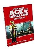 Star Wars Age of Rebellion Desperate Allies Board Game