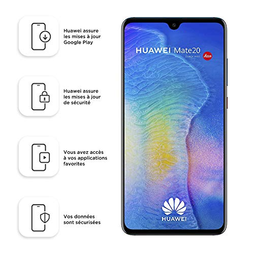 Huawei Mate20 128 GB/4 GB Dual SIM Smartphone - Twilight (West European)