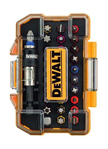 Dewalt DT7969 Set per Avvitaura High Performance, Giallo/Nero - 2