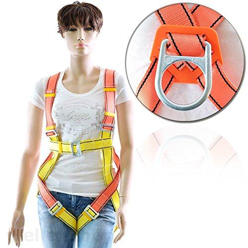 wellenshop Lifebelt 2-Punkt Sicherheitsgurte Rettungsgurte Ganzkörper-Geschirr
