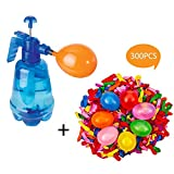 kingpo Ballon d'eau de Ritapreaty pour Enfants Station de Remplissage Portable 3 en 1...