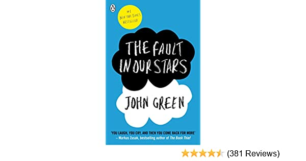 The Fault in Our Stars (English Edition) eBook  John Green  Amazon.de   Kindle-Shop 8d3380556b8