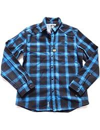 G-Star Raw Orson Narvik G Overshirt 1L/S para hombre Chaqueta 83027.3202.1273Coat