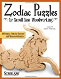 Zodiac Puzzles for the Scroll Saw Woodworking.