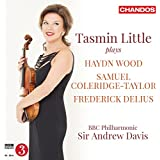 Tasmin Little Plays Haydn Wood [Tasmin Little; BBC Philharmonic , Sir Andrew Davis] [CHANDOS : CHAN 10879]
