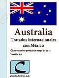 Australia - Tratados Internacionales con México
