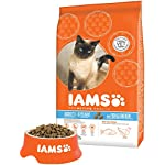 Iams for Vitality Cat Food with Ocean Fish for Adult Cats, 3 kg 14