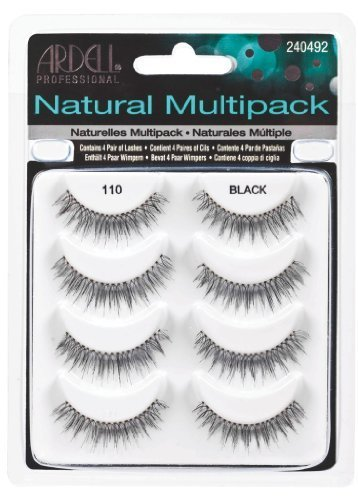 Ardell Natural Multipack Lashes - #110 Black by Ardell - Ardell Natural