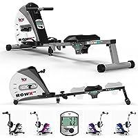 Preisvergleich für We R Sports Premium-Rudergerät, Heim-Rudergerät zum Trainieren, für Fitness, Kardio, Workout, Gewichtsabbau