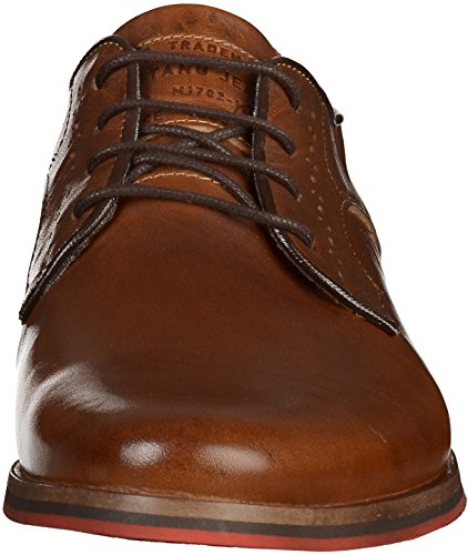 Mustang 4892-301, Derby homme marronnier