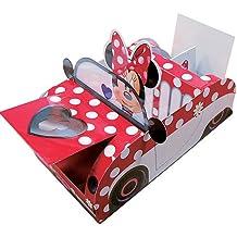 Disney Minnie Mouse Food Trail la bandeja especial para su fiesta de cumpleaños del niño