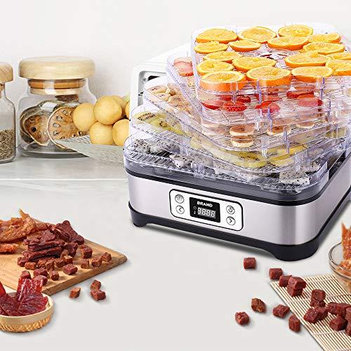 Zoom IMG-2 essiccatore frutta e verdura display