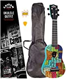 """The Cavern Club \""""The Wall\"""" Ukulele Outfit"""