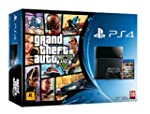 Sony PS4 Console with Grand Theft Aut...